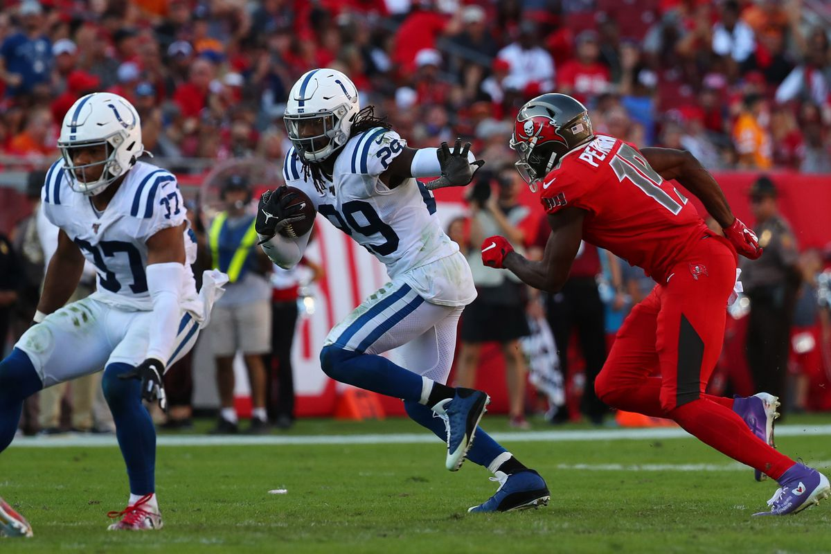 Colts-Panthers announce Week 16 inactives: Hooker active versus Panthers