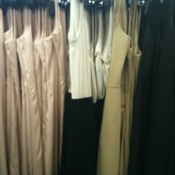 Dresses at the Theory sale