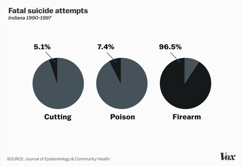11 Guns Allow People To Kill Themselves Much More Easily