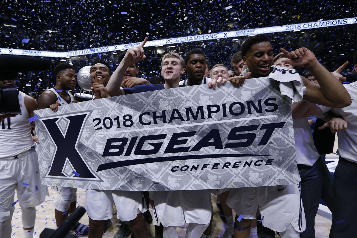 No. 3 Xavier faces DePaul with Big East top seed on line
