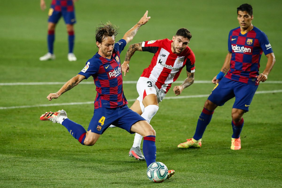 LaLiga - FC Barcelona V Athletic Club De Bilbao