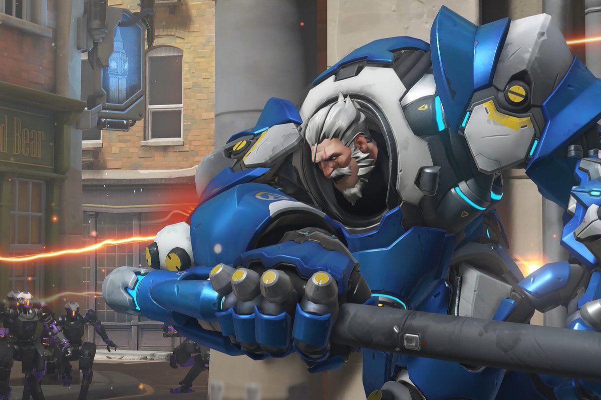 Uprising was a huge success for Overwatch.