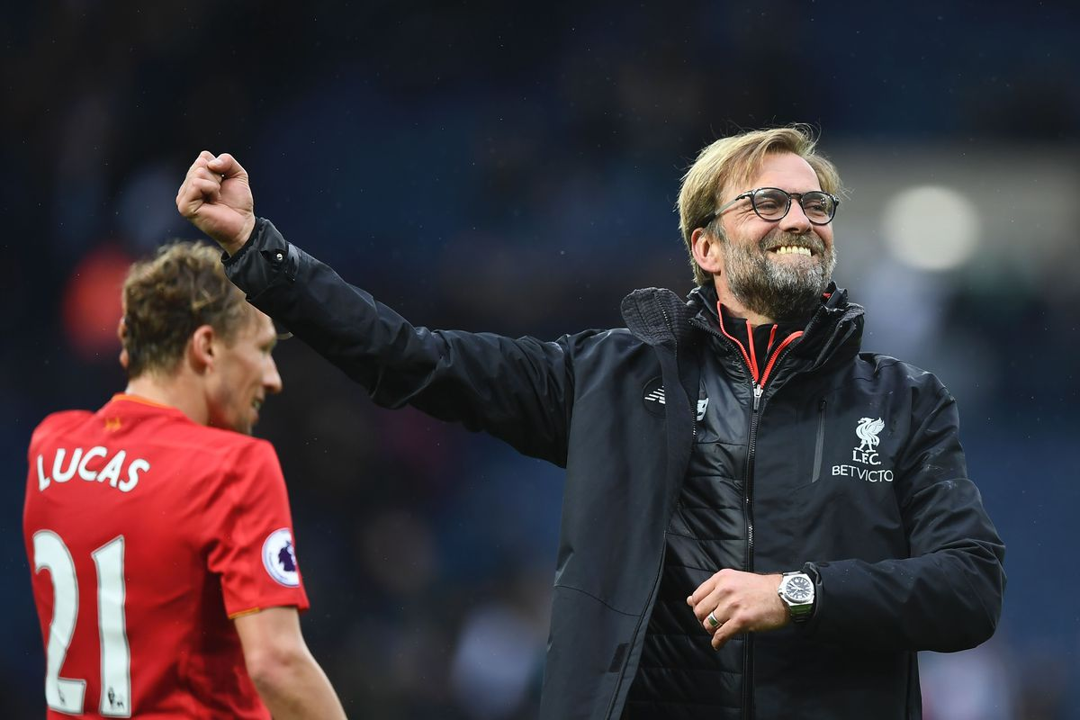 Liverpool manager Jurgen Klopp is blown away by Notre Dame's facilities