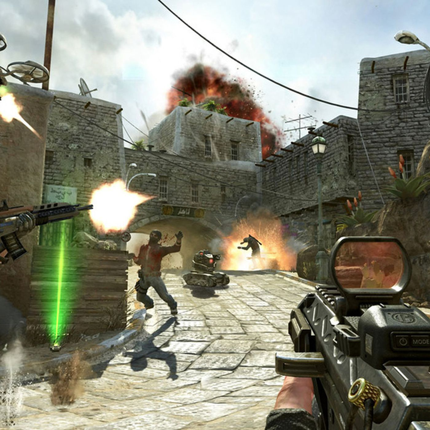 Call of Duty: Black Ops 2 lead designer explains Boot Camp
