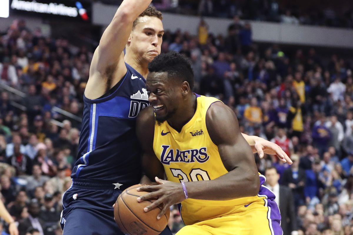 NBA: Los Angeles Lakers at Dallas Mavericks