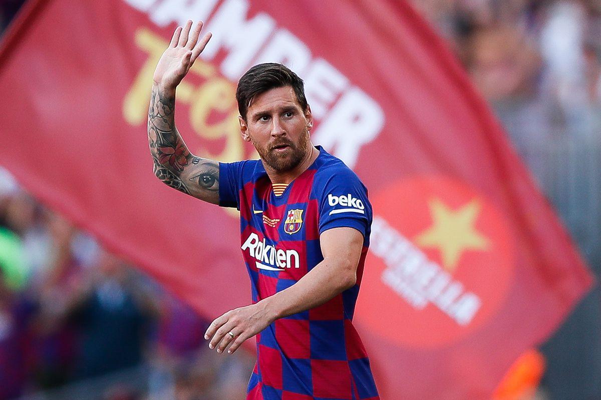 save off 922b6 dc2d0 FC Barcelona News: 6 September 2019; Lionel Messi Clause ...