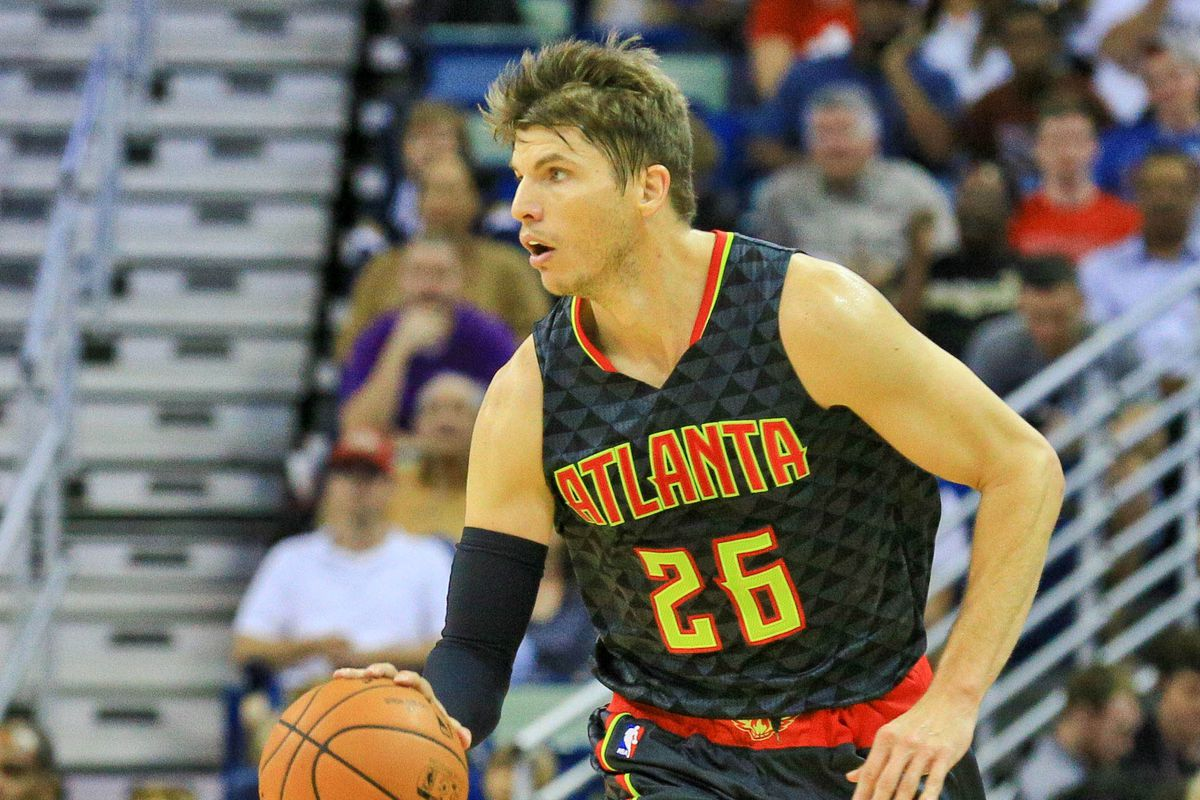 a20d5250c Atlanta Hawks 2016 player review  Kyle Korver - Peachtree Hoops