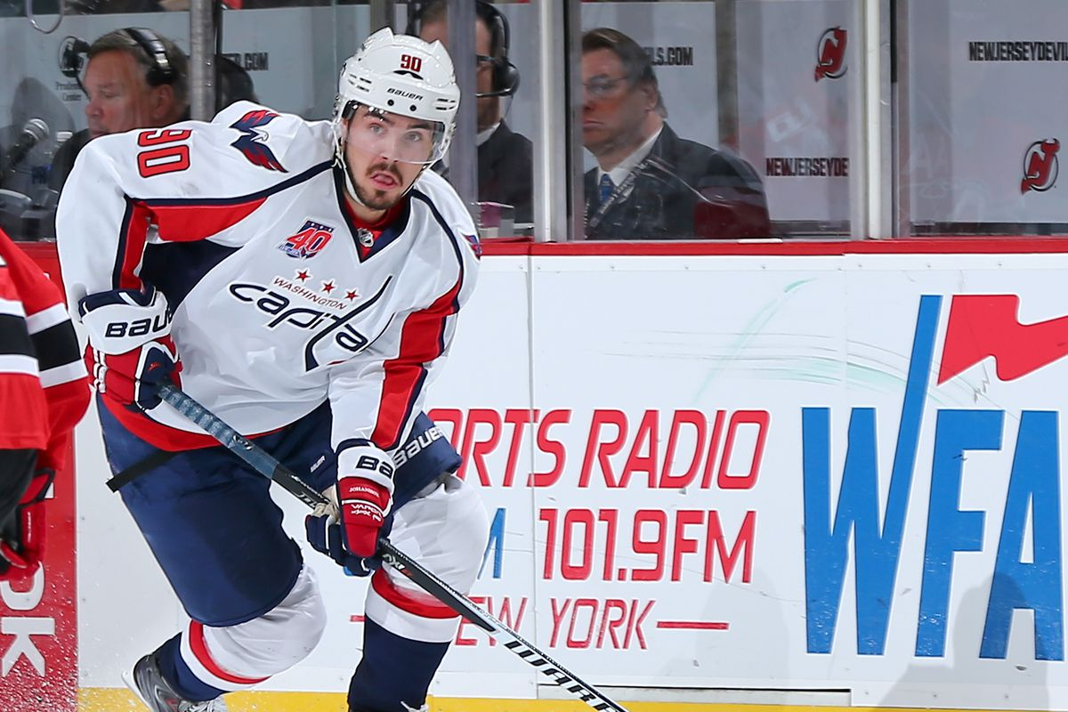 353dcdacf How Marcus Johansson Fits in with the New Jersey Devils - All About ...