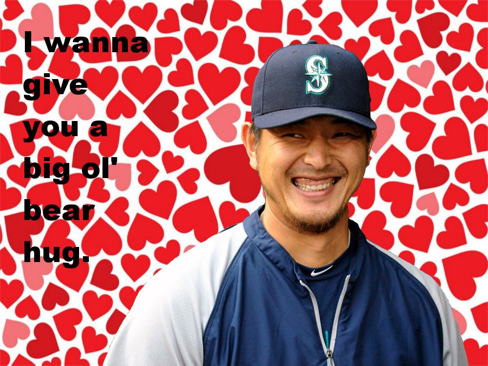 Some Mariners Themed Valentines To Give To Your Loved Ones Lookout