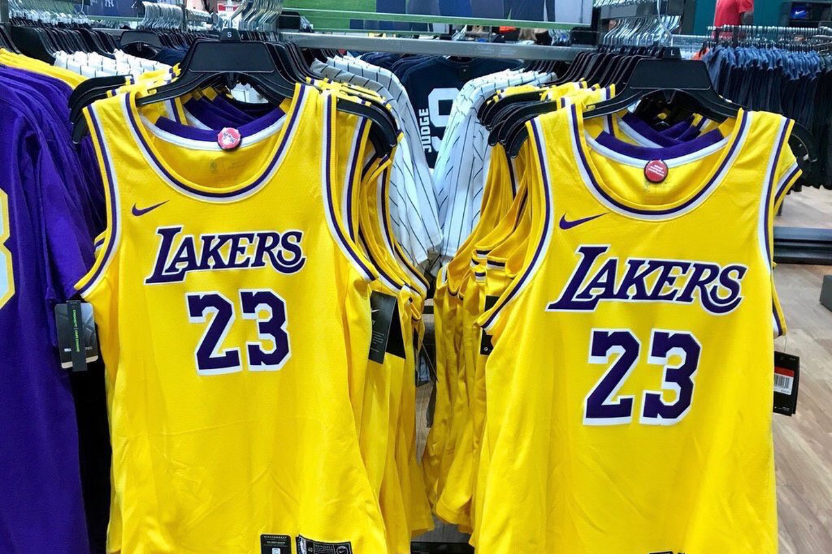 82b46e6ed The new Lakers jerseys have leaked and fans are NOT happy with the ...