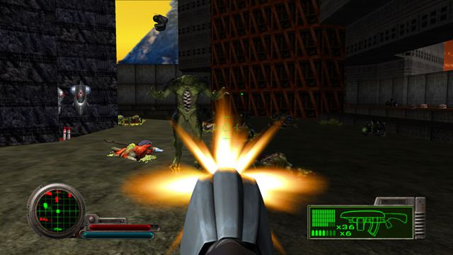 Marathon: Durandal on Xbox Live Arcade