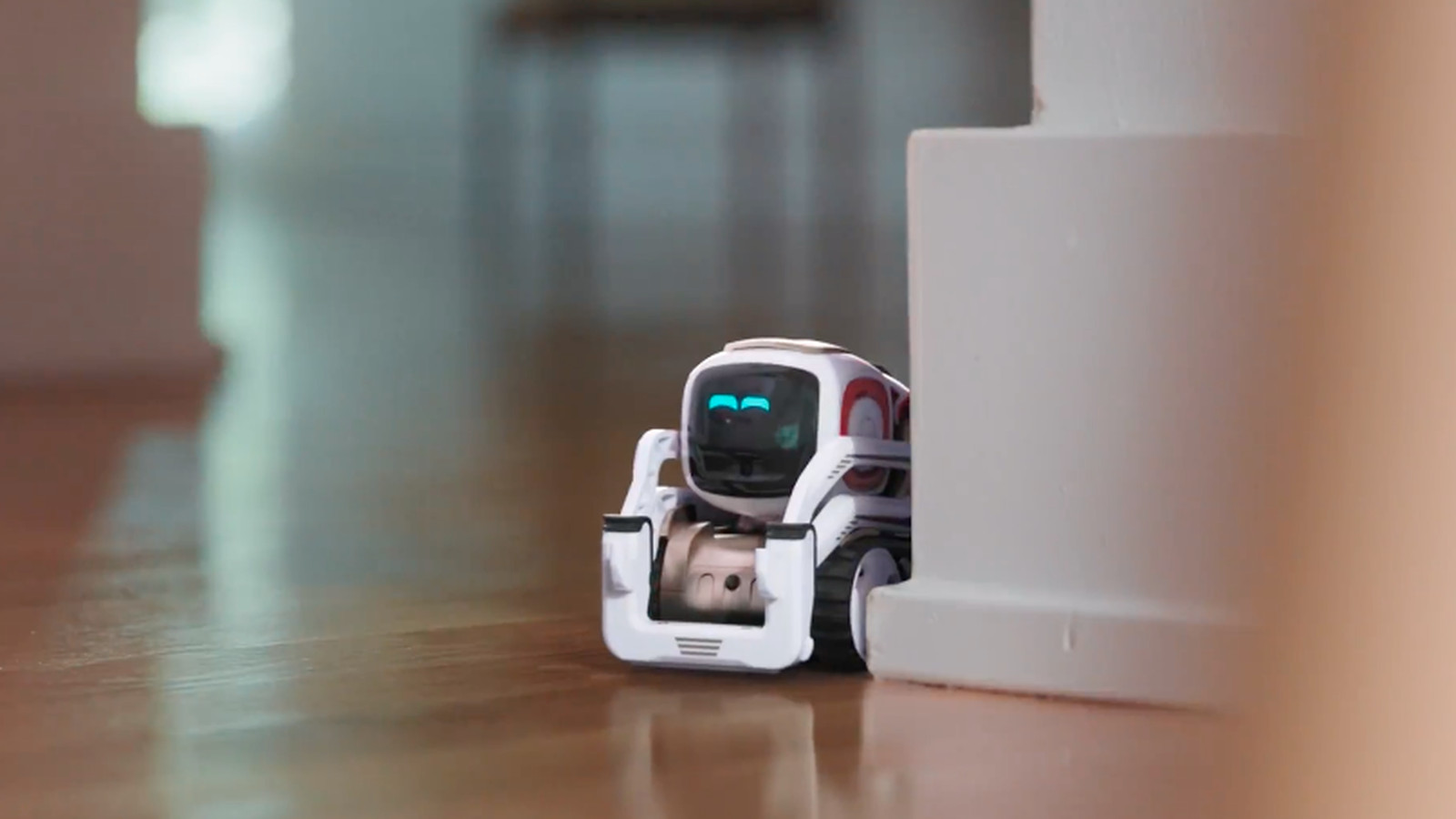 Cosmo Toy Robot New : Anki s new cozmo ad shows a mischievous toy robot pulling