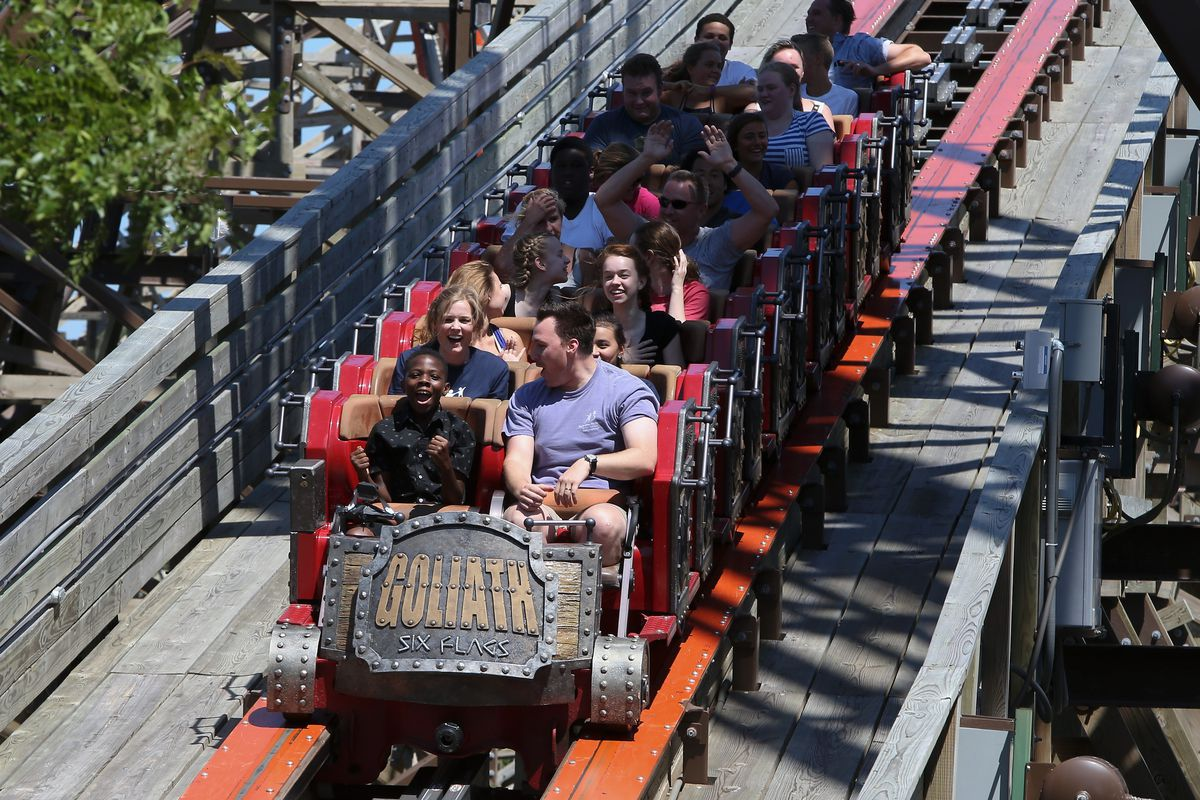 Six Flags Great America, Hurricane Harbor Chicago and Hurricane Harbor Rockford will reopen this spring with a series of new COVID-19 restrictions.