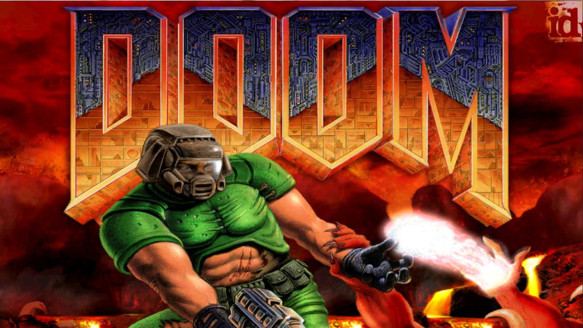 Doom cover artwork