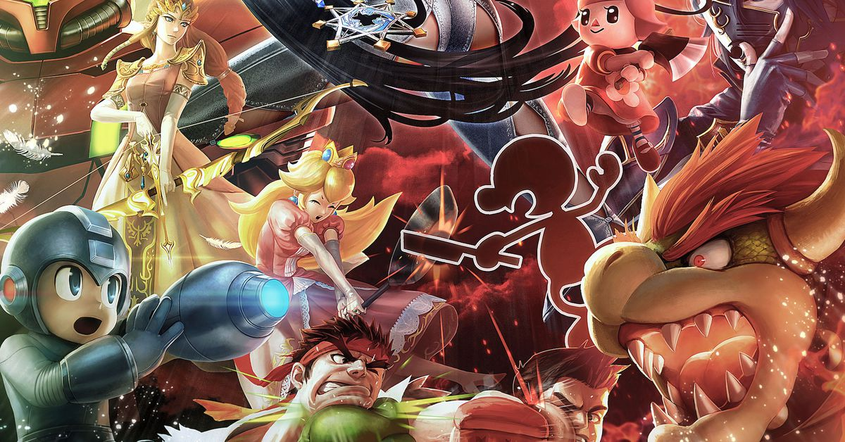 Why haven't more publishers and developers learned from Super Smash Bros.?