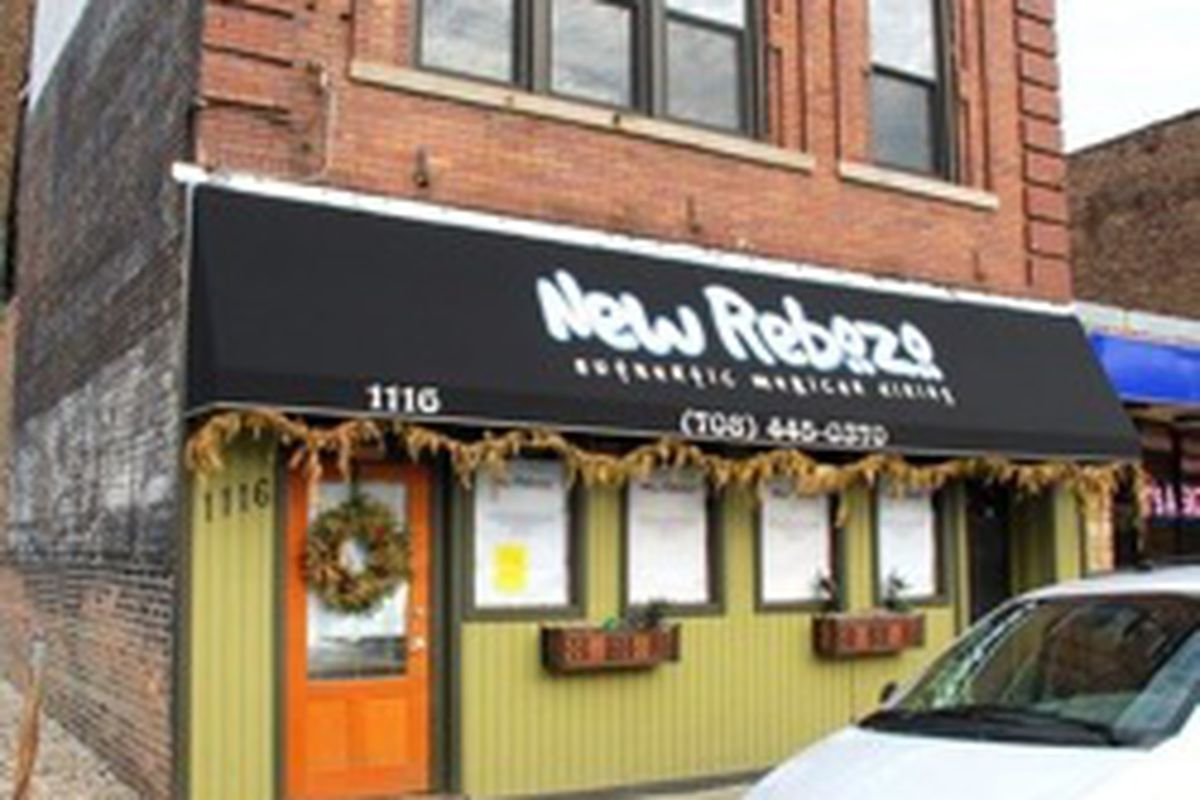 New Rebozo Coming to the City - Eater Chicago