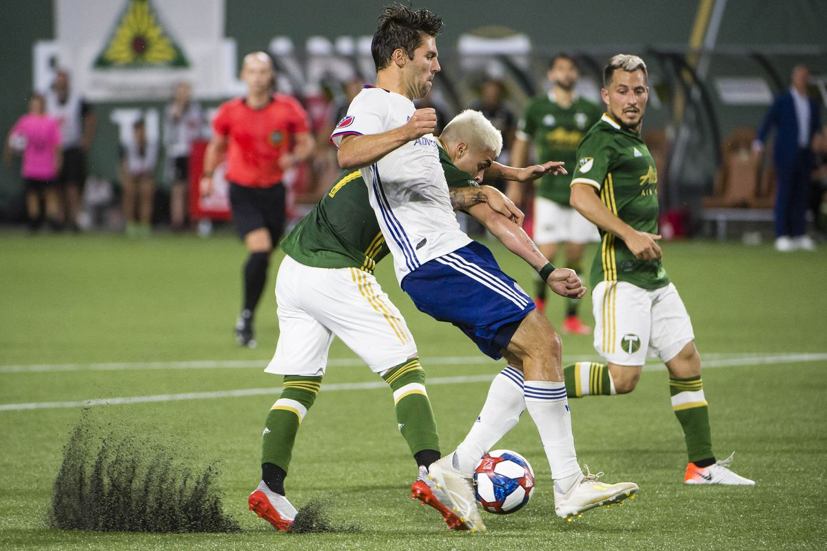 FC Dallas vs Portland Timbers: Highlights, stats and quote sheet