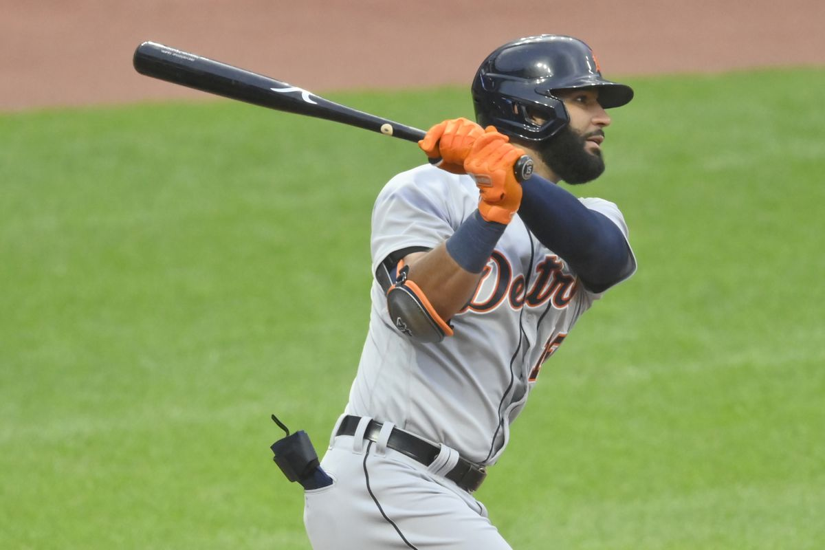 MLB: Game One-Detroit Tigers at Cleveland Indians