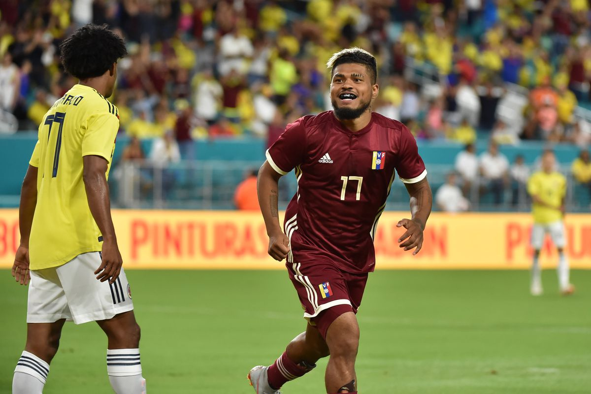 Josef Martinez agrees to cut international break short 70b079bc3