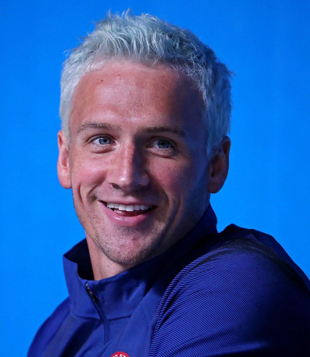 Olympics: USA Swimming Press Conference