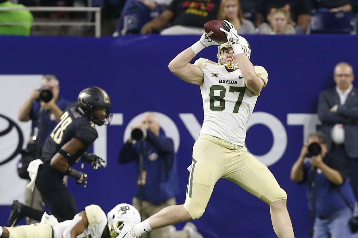 Vanderbilt And Baylor Might Ve Played 2018 S Best Non