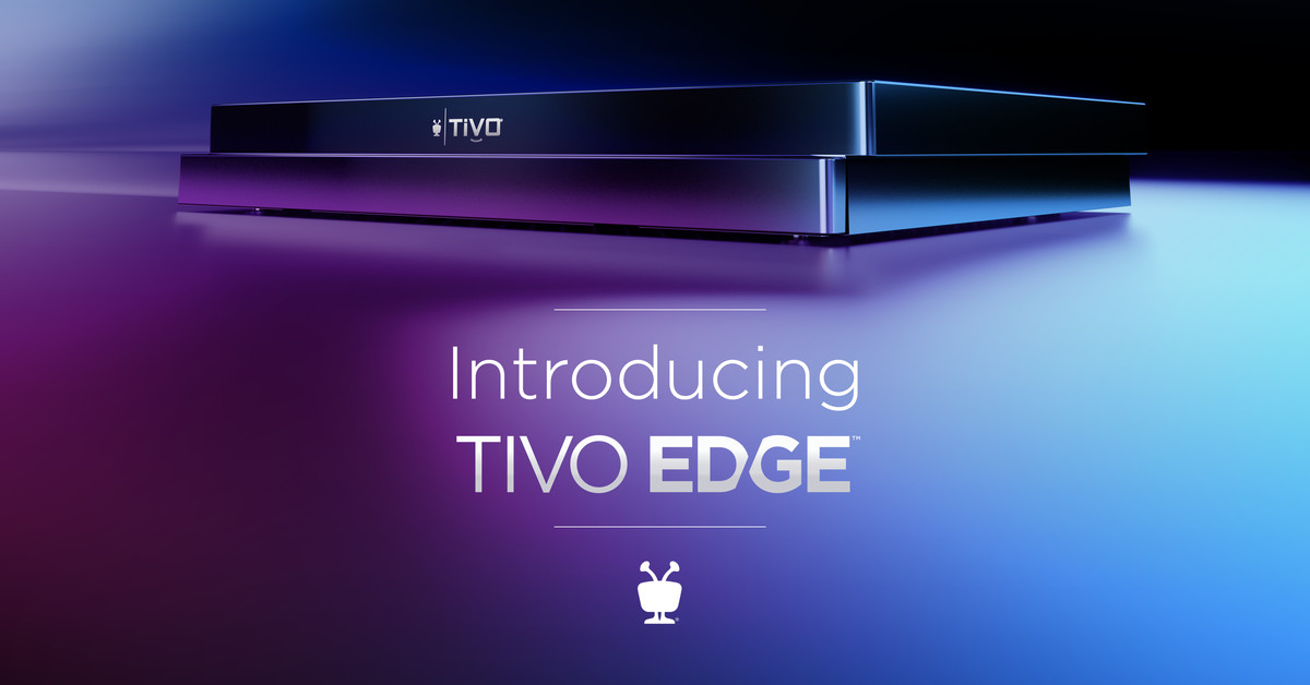 TiVo's Edge DVR arrives with support for Dolby Vision and Atmos