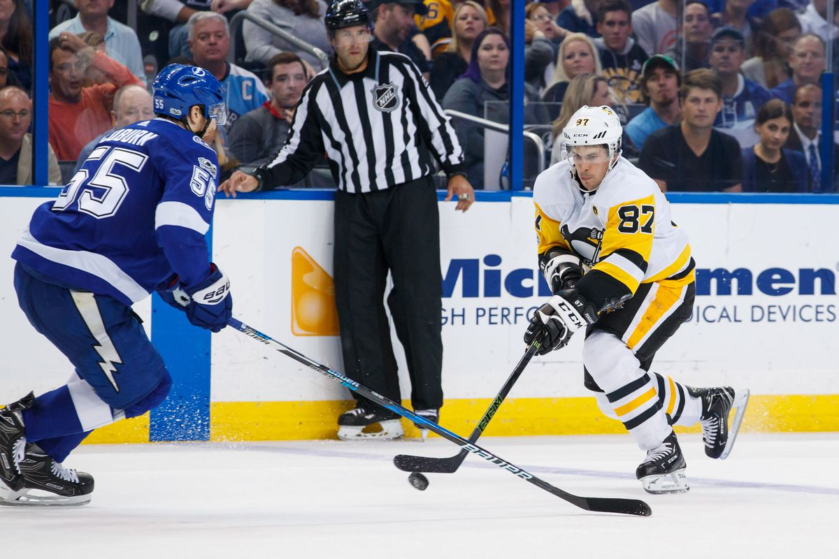 Game 11 Preview: Pittsburgh Penguins @ Tampa Bay Lightning 10/23/2019: lines, how to watch