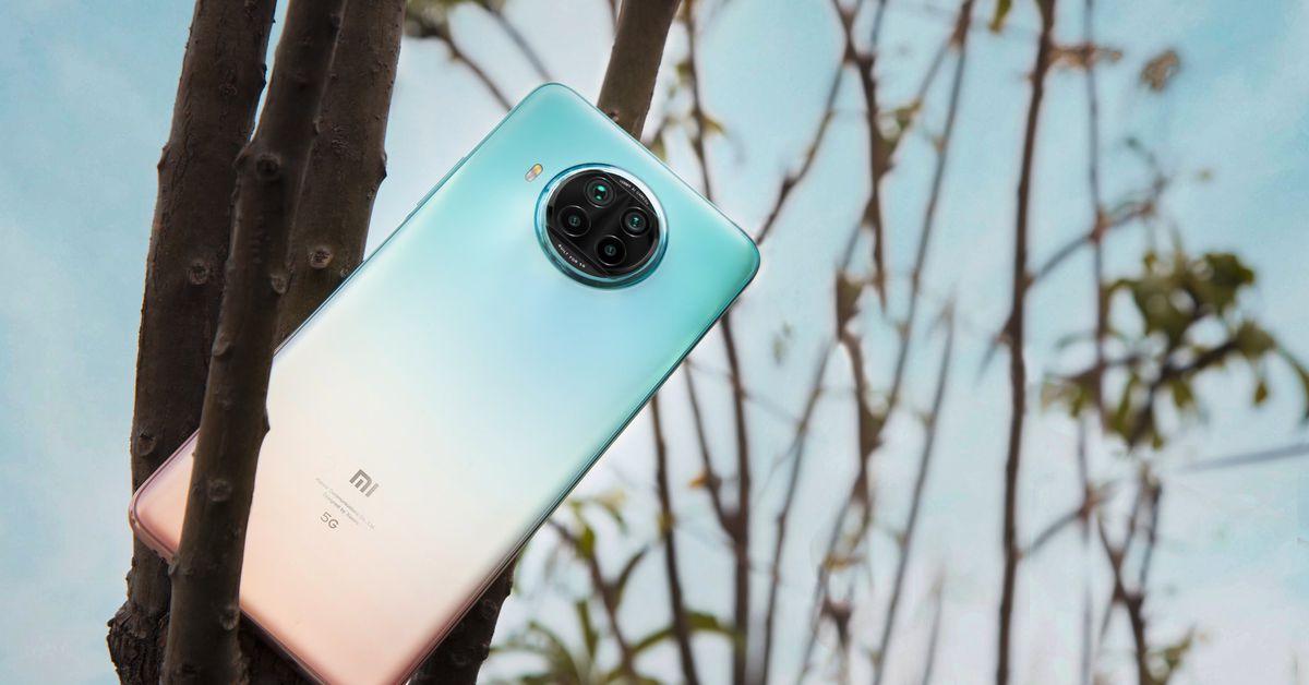 Xiaomi announces made-in-India Mi 10i