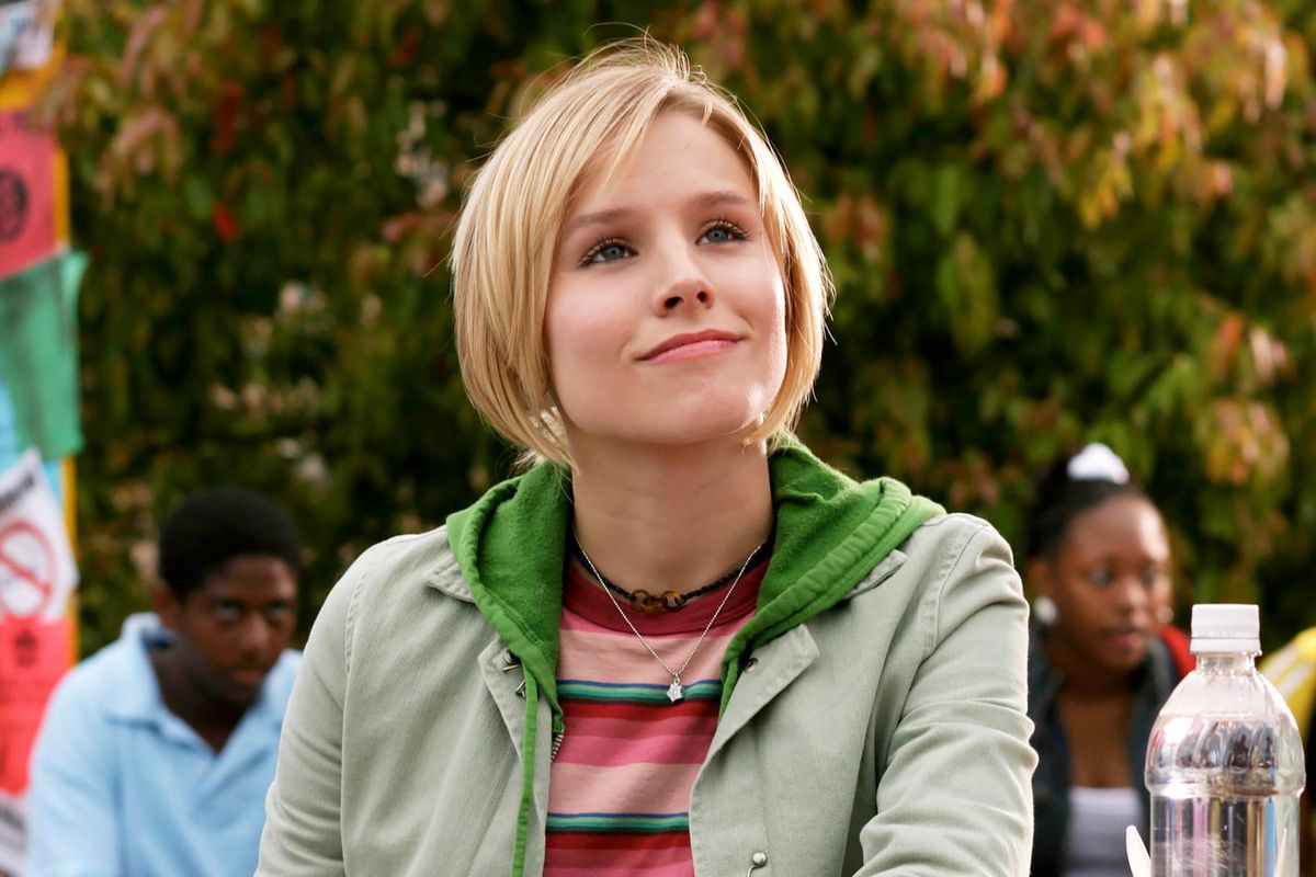 Hulu Is Bringing Back Veronica Mars The Verge