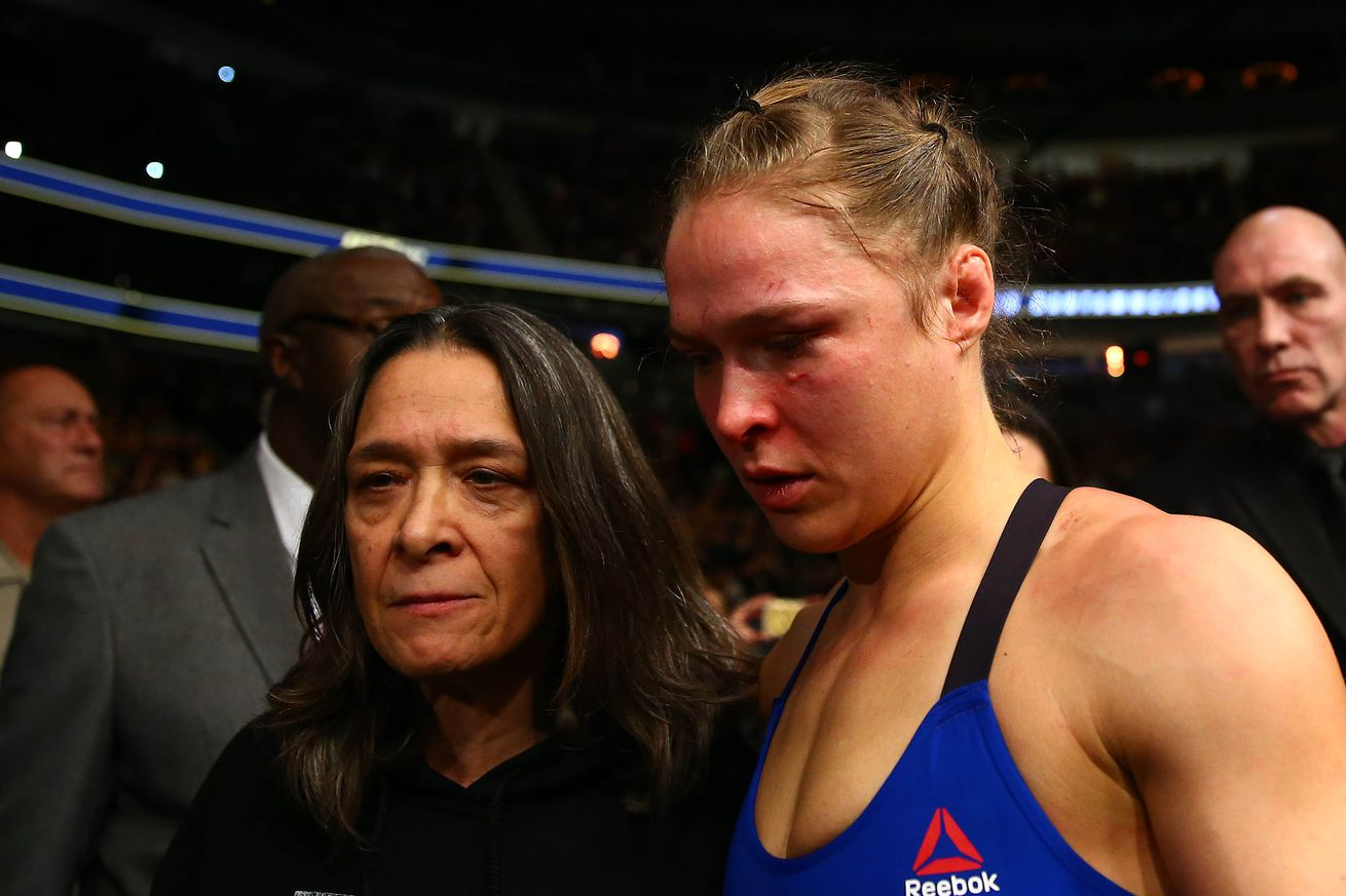 Dana White: Say goodbye to Ronda Rousey and Nick Diaz, they are never coming back to UFC