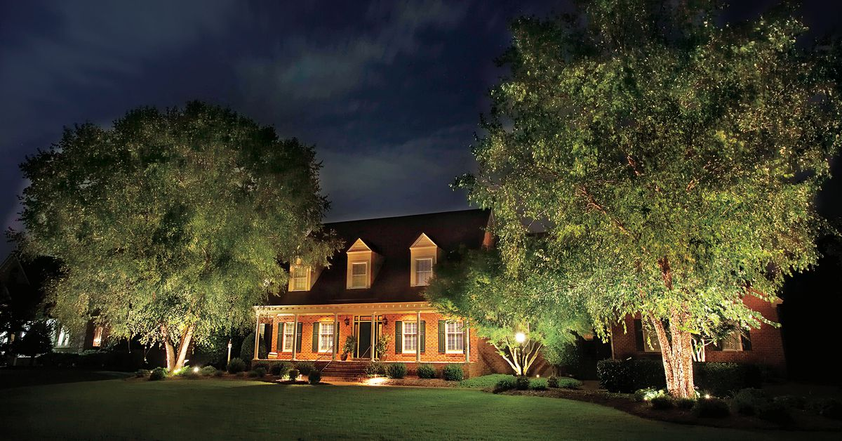 Picture of: All About Landscape Lighting This Old House