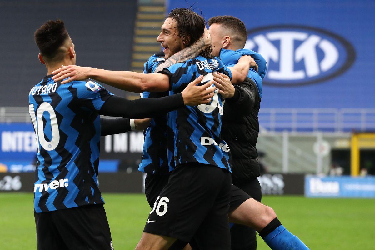 FC Internazionale v Cagliari Calcio - Serie A