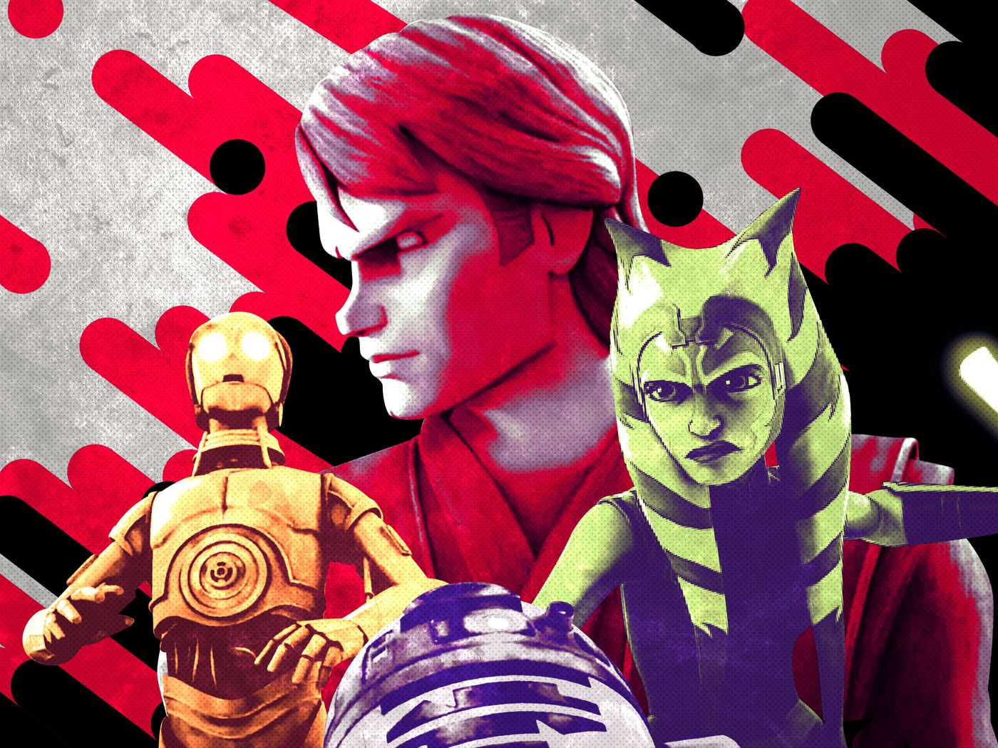 A New Season Of The Clone Wars Is A Small Miracle For Star Wars Completists The Ringer