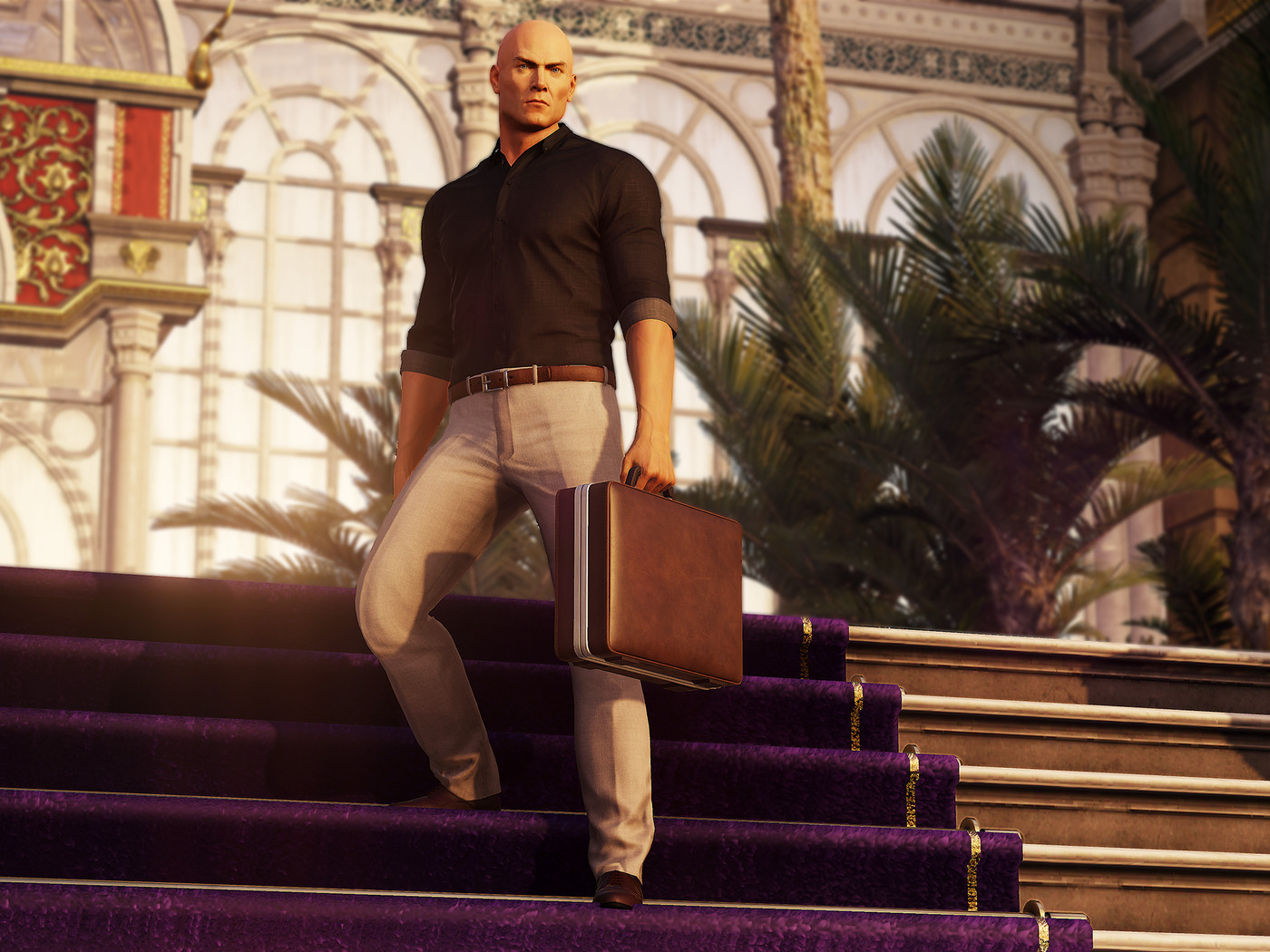 Hitman 2 Review Flawless Execution The Verge