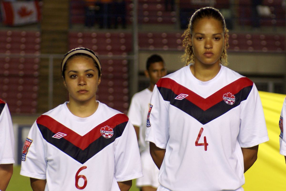 Jaclyn Sawicki and Rachel Melhado were both expected to play big roles for Canada this U-20 World Cup. Melhado did, but Sawicki... (Canadian Soccer Association)