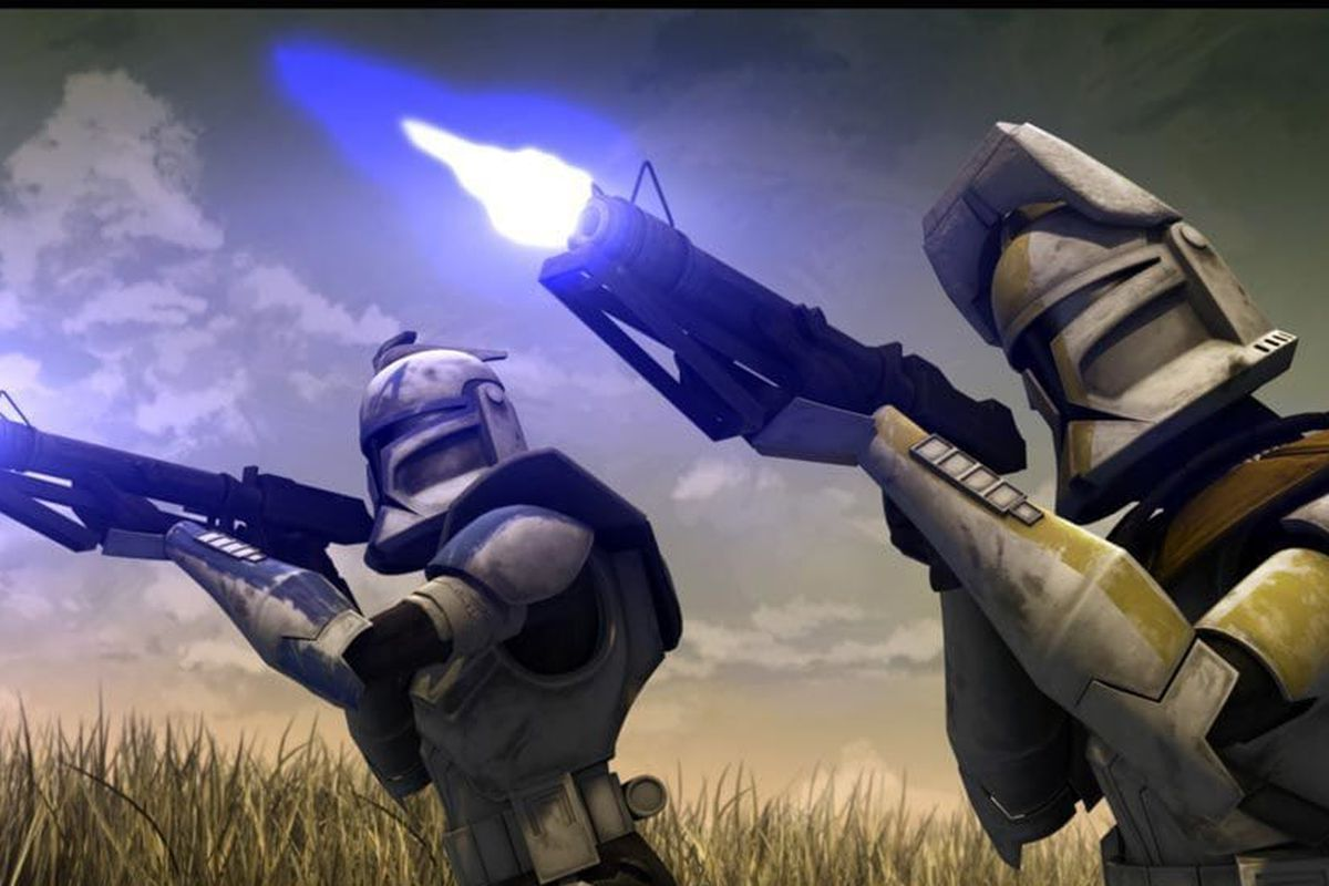 Star Wars: The Clone Wars is leaving Netflix next month - The Verge