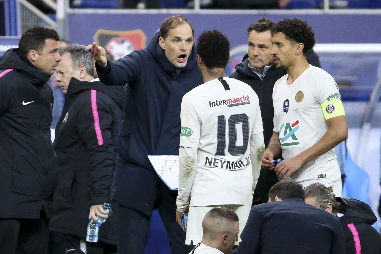 PSG coach wants Neymar out, Real Madrid interested in him - report