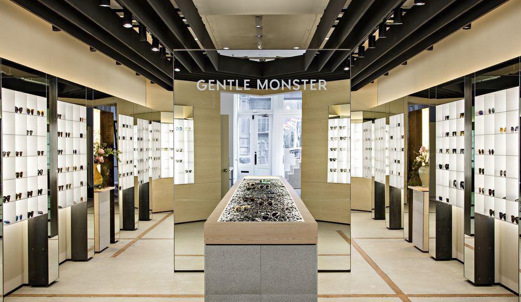 Gentle Monster NYC