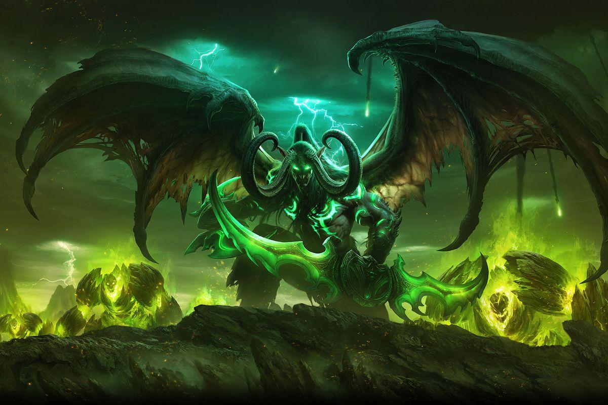 World of Warcraft: Legion art