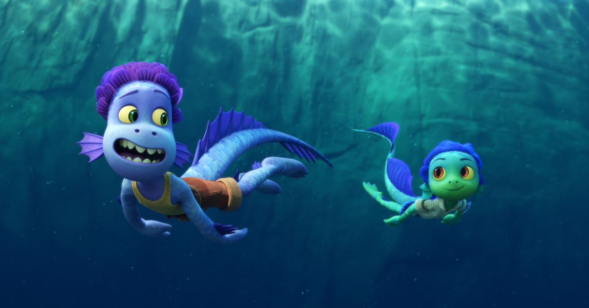 Luca broke all of Pixar's animation rules before hitting Disney Plus - Polygon