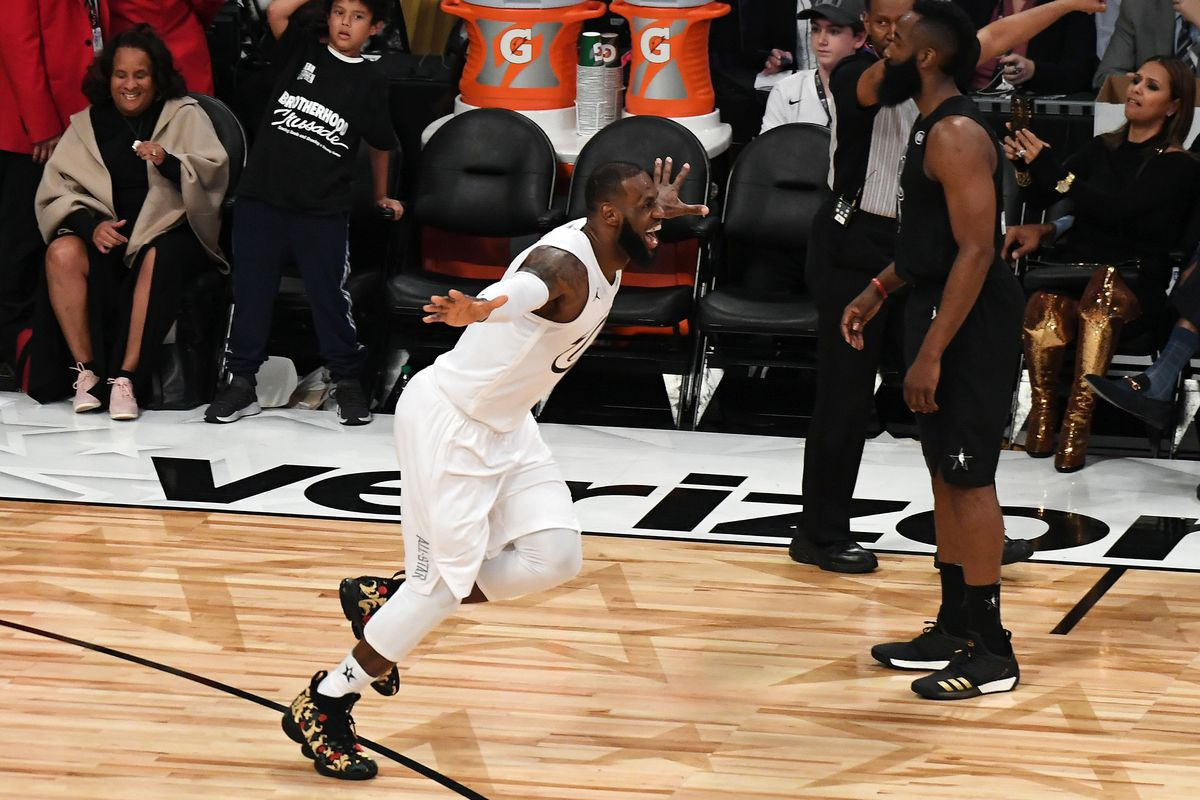 14de1da0e0e The NBA fixed the All-Star Game! - SBNation.com