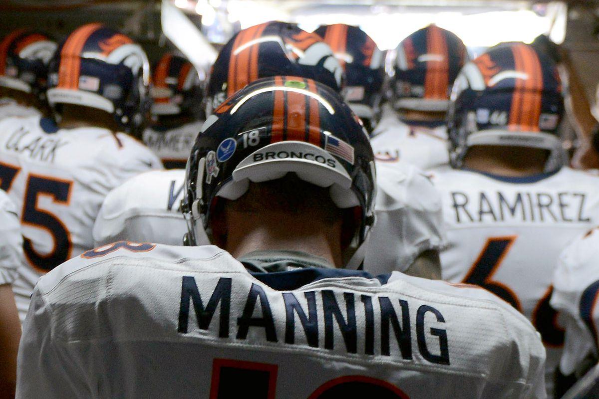 Denver Broncos V San Diego Chargers