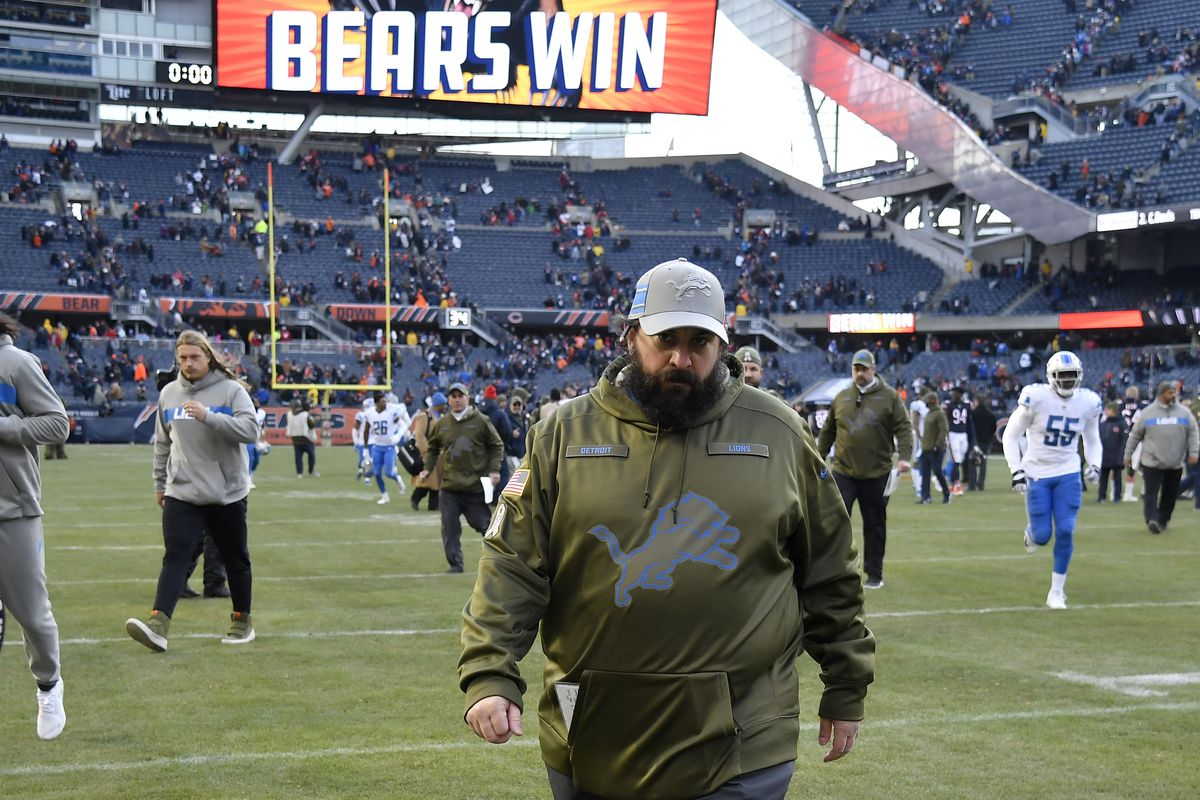 Who is to blame for the Lions' mess in 2019?