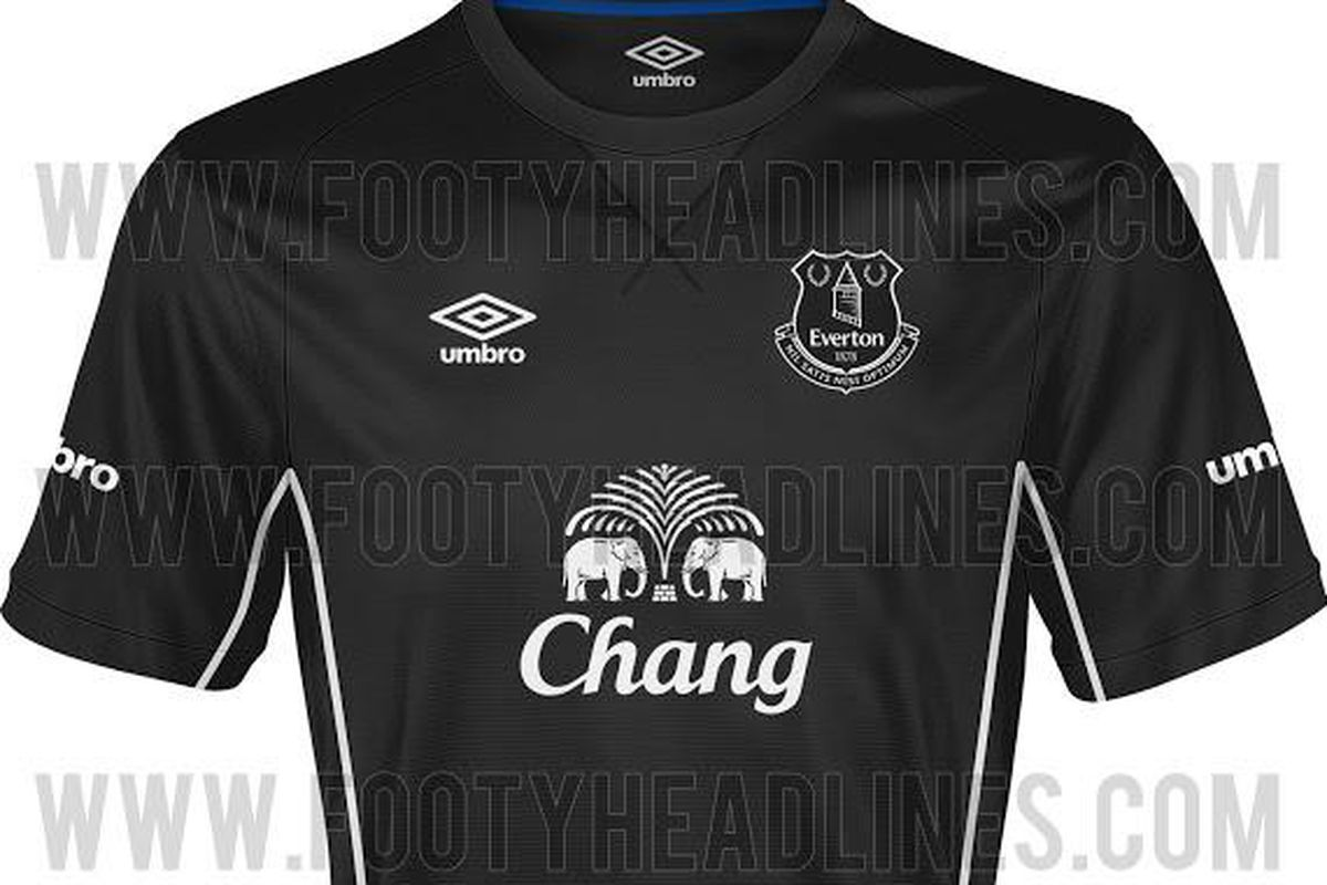 new concept 1c167 afed8 New Away Kit Leaked? - Royal Blue Mersey