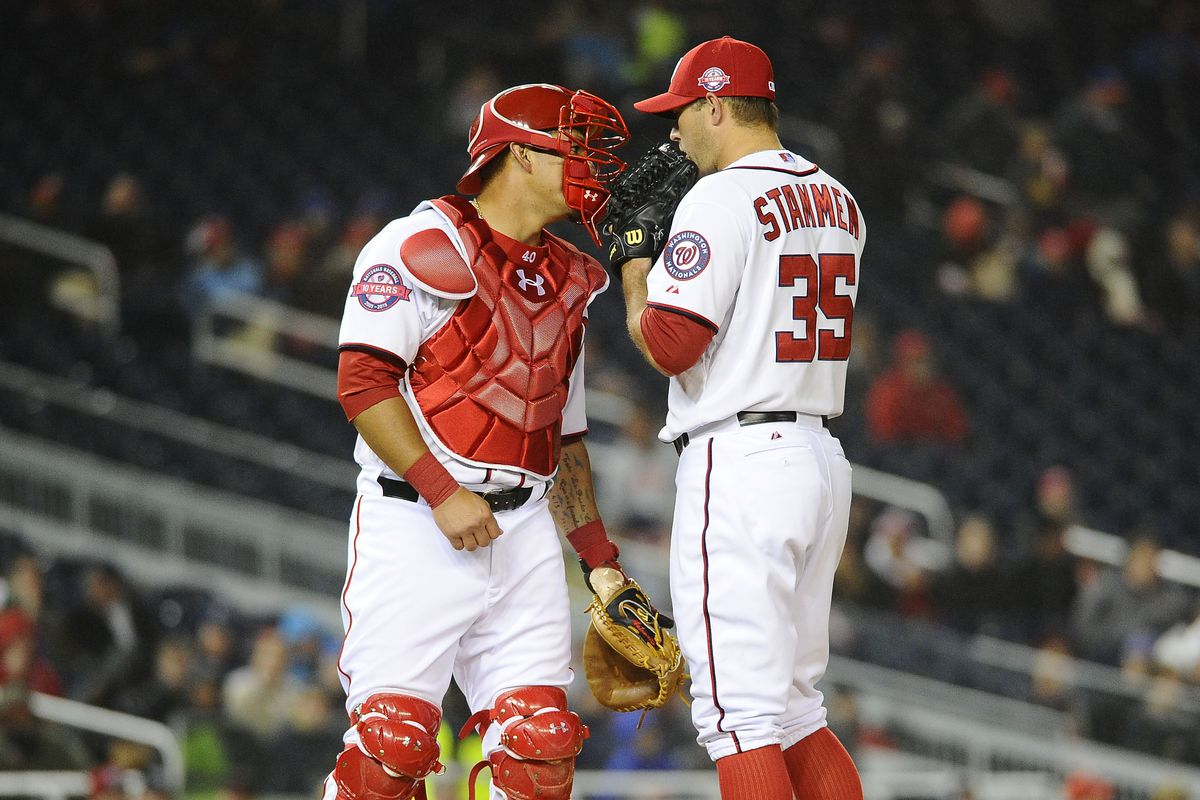 With the news that Craig Stammen may be done for the year, will the Nats need to go outside the organization to bolster the bullpen?