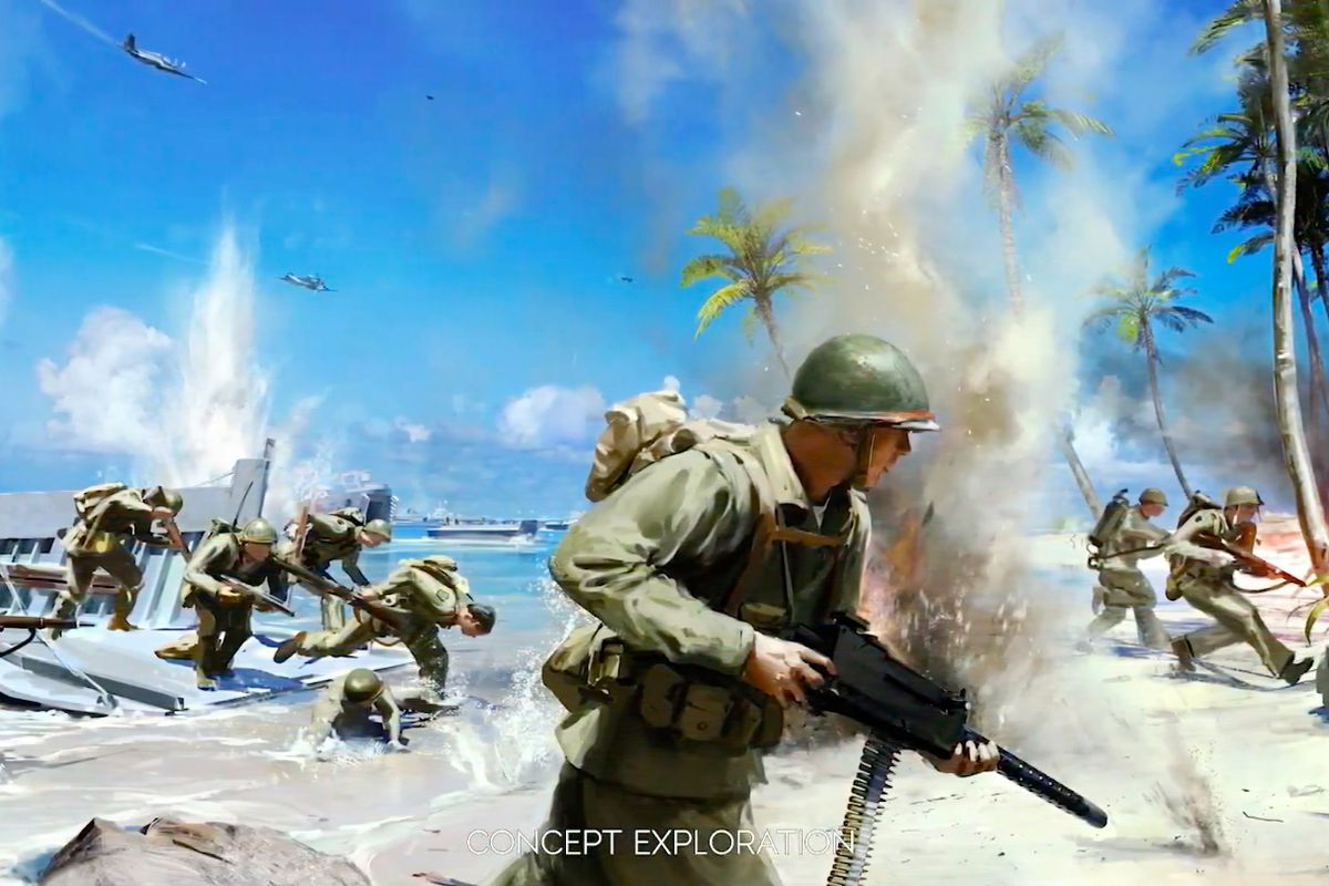 Battlefield 5 getting new maps, new Pacific theater of war