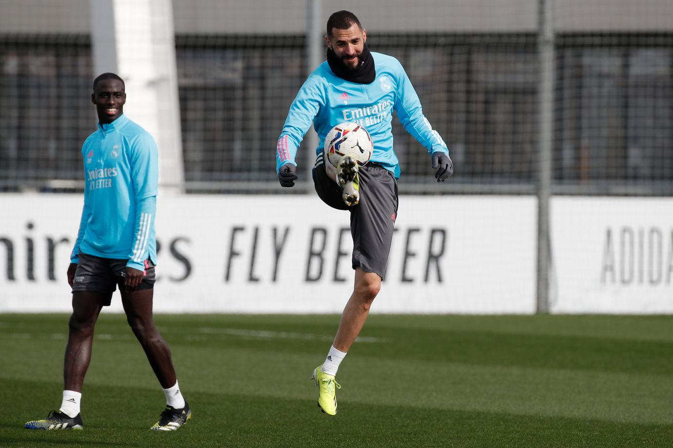 Benzema questionable for Real Sociedad, should be available against Atletico de Madrid