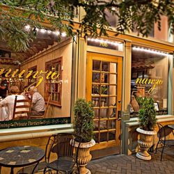 """Cross the bridge to Nunzio Ristorante Rustico for a three-course prix-fixe <a href=""""http://www.nunzios.net/special-events/st-valentines-day-dinner"""">Valentine's Day Dinner</a>. (I'll take the lobster bisque, pesto crusted salmon and the tiramisu!) Can't ma"""