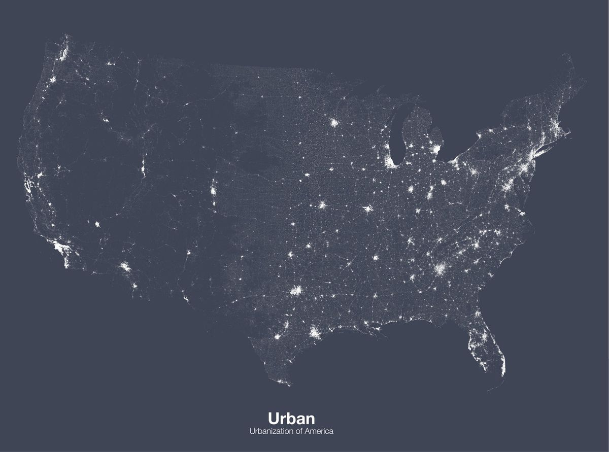 cities map