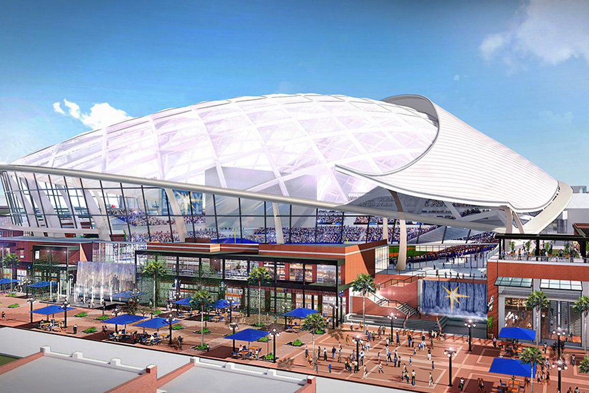 Rays Ybor Stadium: Med...